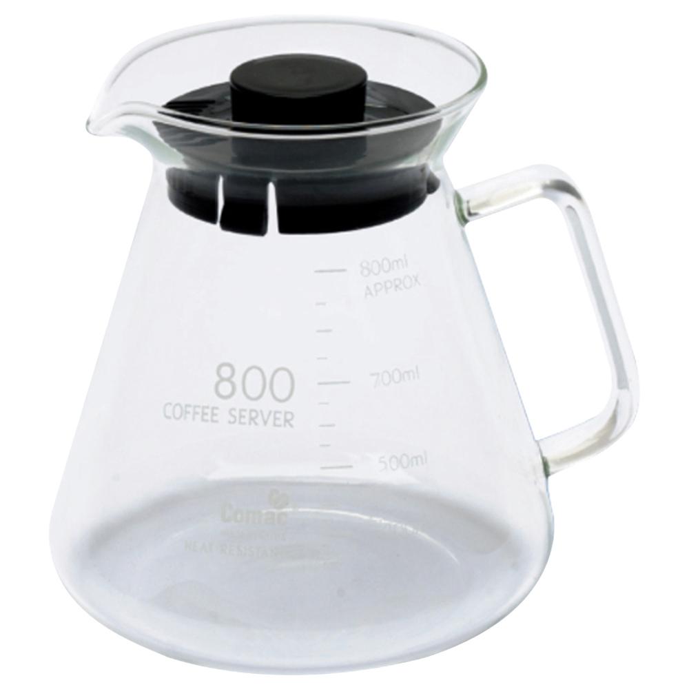 코맥 커피서버 G6 800ml, 혼합 색상, 1개