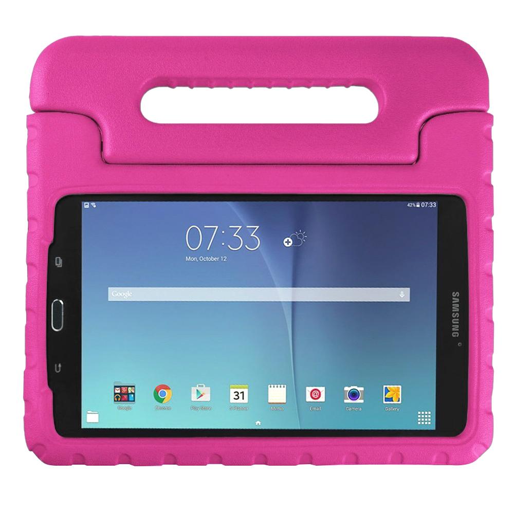 스냅케이스 에바폼 안전 타블릿PC 케이스, 핑크
