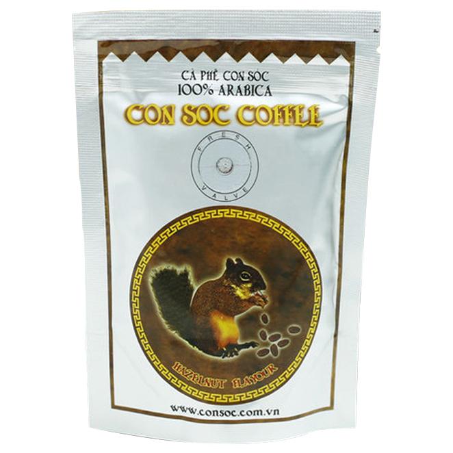 콘삭 헤이즐넛향 아라비카 100% 분쇄 원두 커피, 핸드드립, 250g, 1개