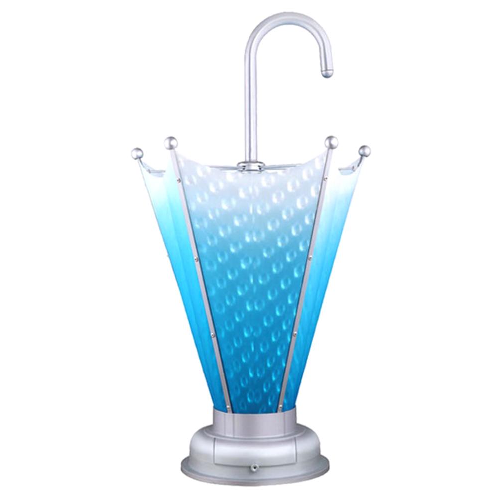 씨클라우드 3D 우산꽂이 블루, 1개
