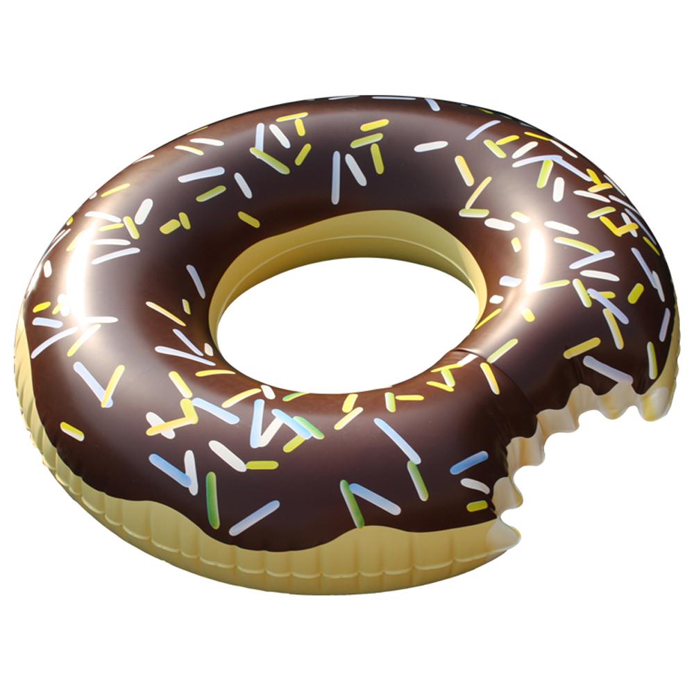 스윔어바웃 대형 튜브, 초코(브라운), 1개