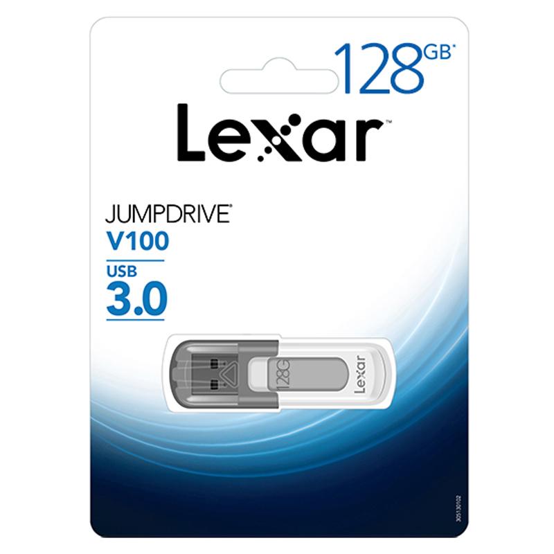렉사 JumpDrive V100 USB 3.0 메모리 JDV100, 128GB