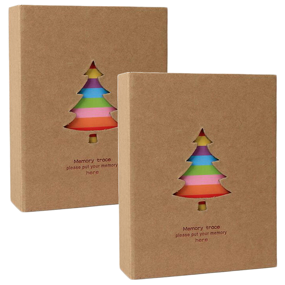 베리구즈 레인보우 포켓앨범 2p, 나무, 100매