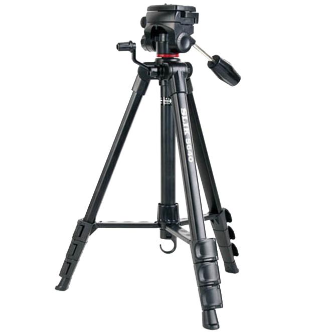 슬릭 DSLR 비디오 카메라용 4단 카메라 삼각대 S640