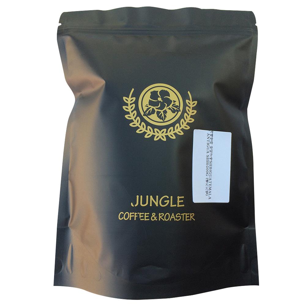 정글인터내셔널 과테말라 안티구아SHB 원두커피, 핸드드립, 500g