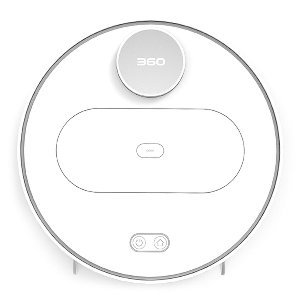 치후 360 로봇청소기 S6 White