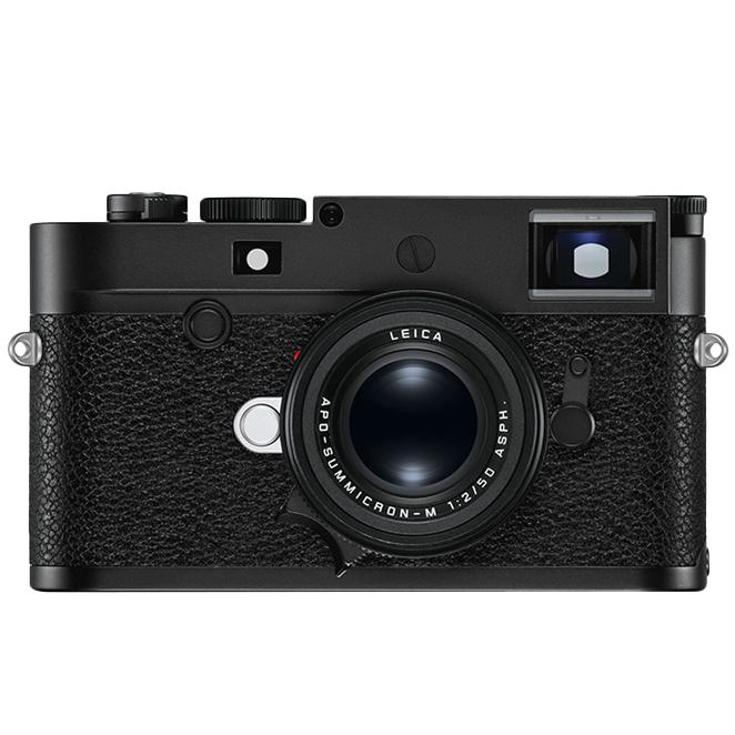 라이카 3656 카메라 Black, M10-P