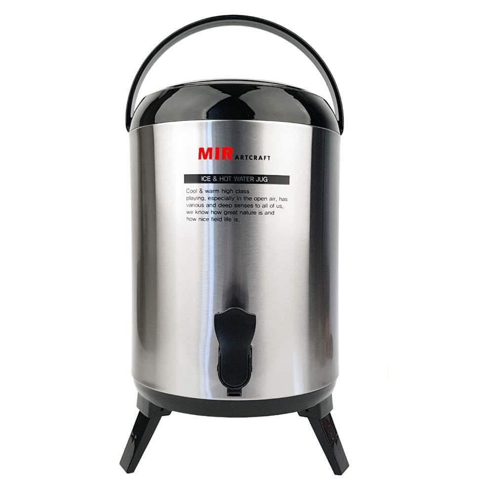 미르 대용량 키퍼 보온보냉 워터저그 MWJ-1000, 혼합색상, 10L