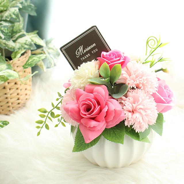 모리앤 비누꽃 하늘같은 사랑, 핑크