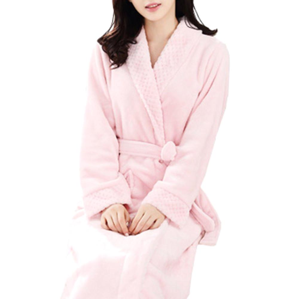 더자카 로열 스위트 샤워가운 여성용 M, Y230LBBI018, 1개