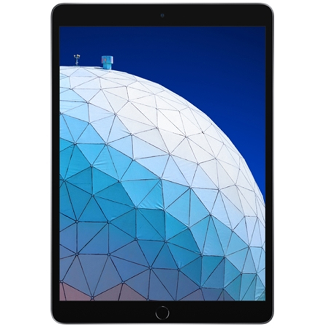 Apple 2019년 iPad Air 10.5 3세대, Wi-Fi+Cellular, 256GB, Space Gray, LGU+ 유심 포함