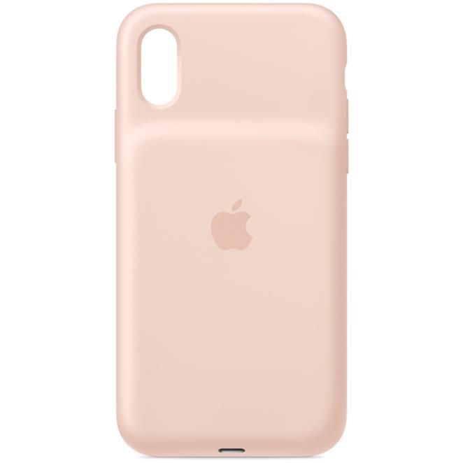 Apple 정품 아이폰 XS MAX 스마트 배터리 케이스