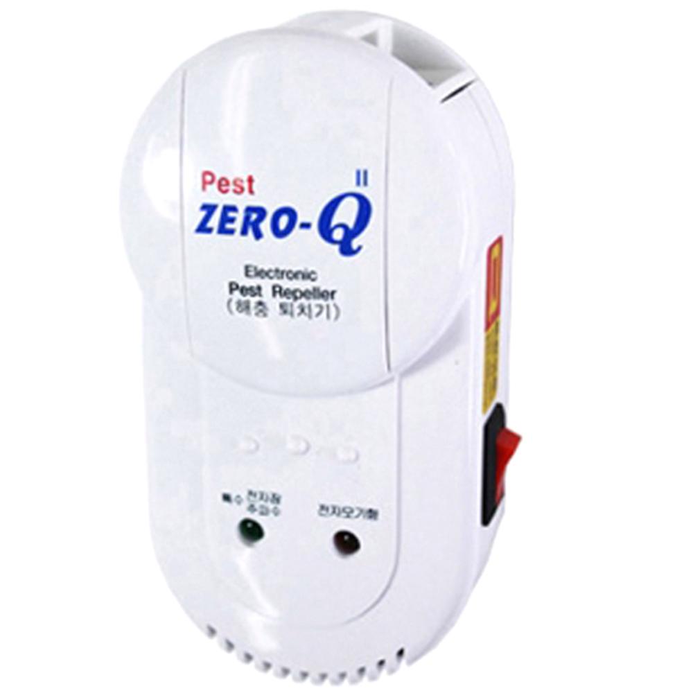 제로큐 사계절 초음파 해충퇴치기 ZERO-Q2