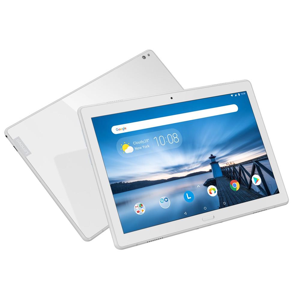 레노버 Tab P10 태블릿 PC, Wi-Fi, 화이트, 64GB, TB-X705F