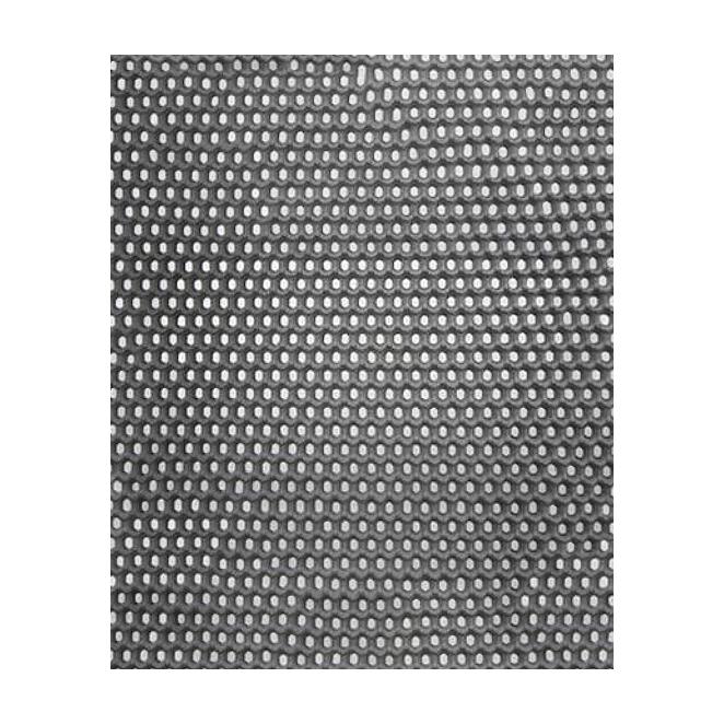 에코라이프 허니콤 미끄럼 방지 매트 대 125 x 180 cm, 그레이, 1개