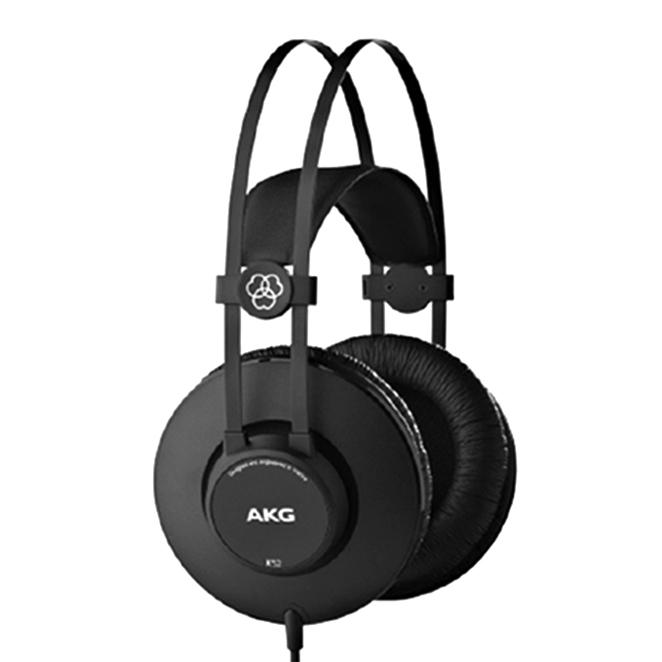 AKG 프리미엄 헤드폰 AKG K52, 혼합 색상