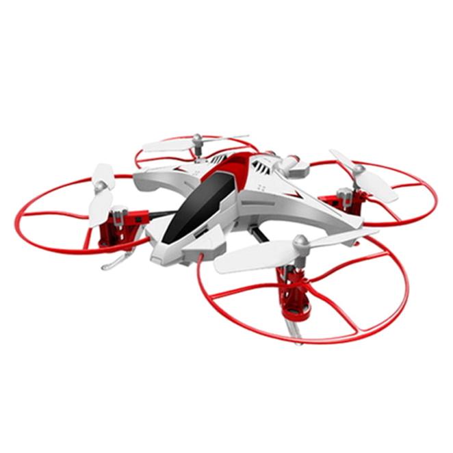 시마 X14W 쿼드콥터, 화이트 + 레드