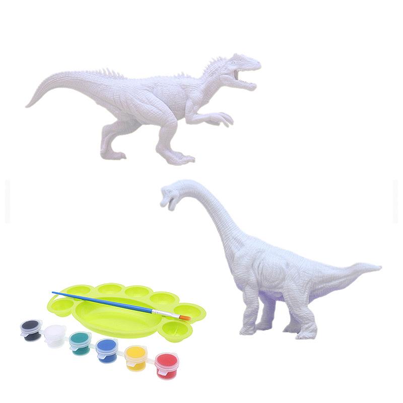 토이코코리아 공룡색칠놀이 C세트, 1세트