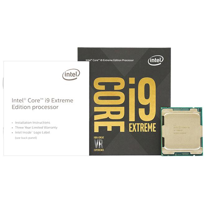 인텔 코어X-시리즈 Extreme Edition 스카이레이크 CPU i9-7980XE