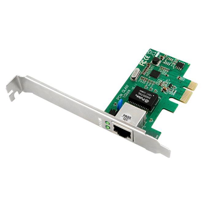 기가비트 랜카드 PCI-E LP지원, 단일상품