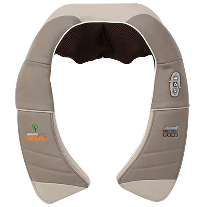 휴플러스 3D 텐션 목 어깨 무선안마기 HPM-5800