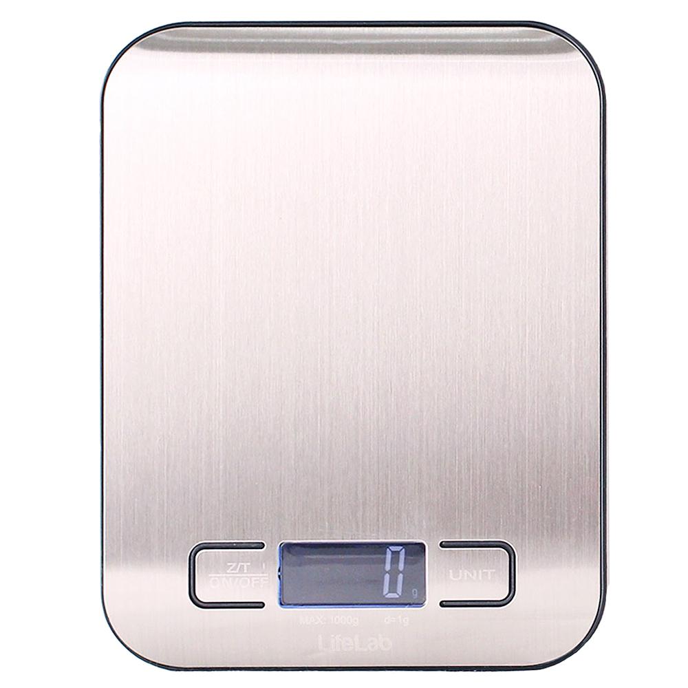 라이프랩 디지털 주방저울 1kg KS-3001S, 혼합 색상