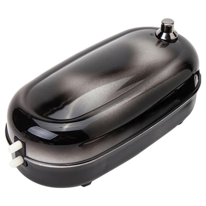 윈디불스 관상어 수족관 전용 무소음 2구 에어펌프, 1개