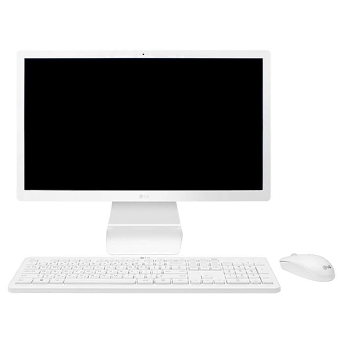 LG전자 일체형 PC 22V280-LA20K WIN10 (8세대 펜티엄 N5000 22형 WIN10 8GB SSD 128GB) 최신형, 기본형