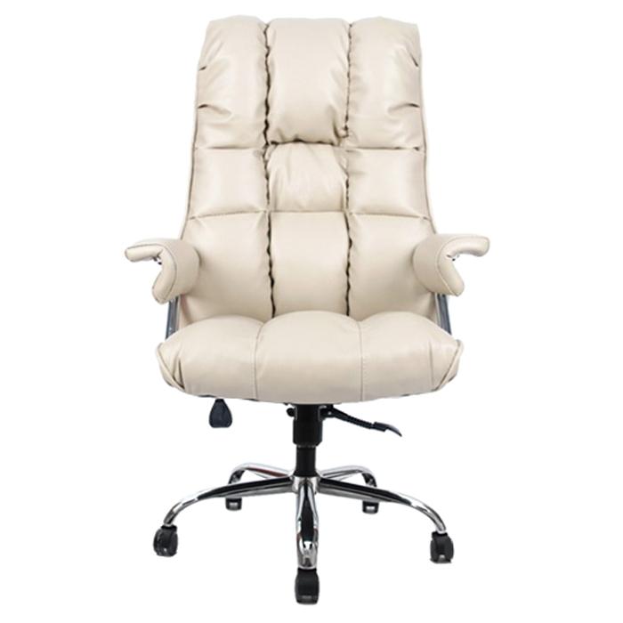 의자명가 뉴타이탄2 의자 스프링좌판, 카푸치노