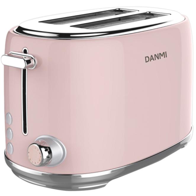DANMI 2구 토스터기, DA-TO01(핑크)