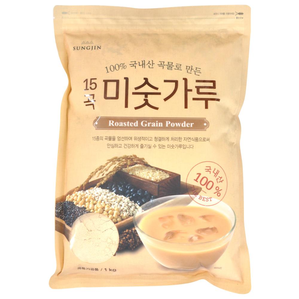 성진식품 15곡 미숫가루, 1kg, 1개