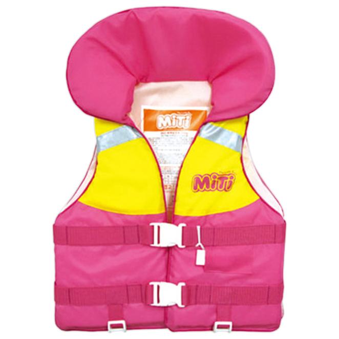 미티 수영보조복 35kg, 핑크