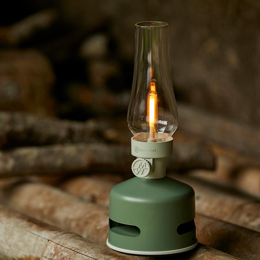 모리모리 LED 감성 랜턴스피커, MINT