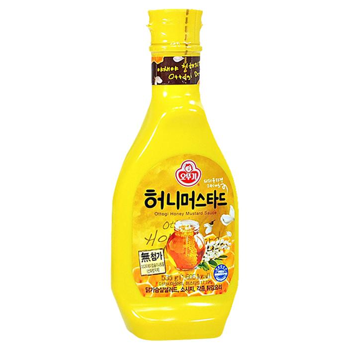오뚜기 허니머스타드 소스, 535g, 1개