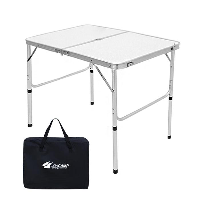 조아캠프 캠핑테이블 90 + 전용가방, 화이트