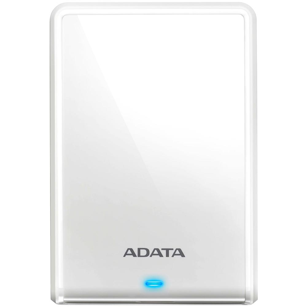 ADATA USB 3.1 슬림 외장하드 HV620S, 1TB, 화이트