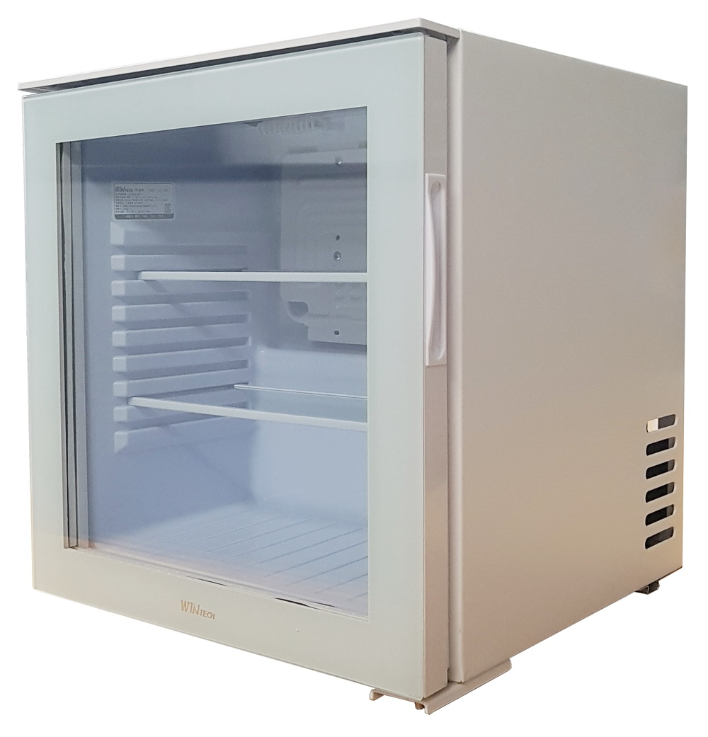 윈텍 다용도 미니 쇼케이스 냉장고 White XC-25D (POP 62760008)