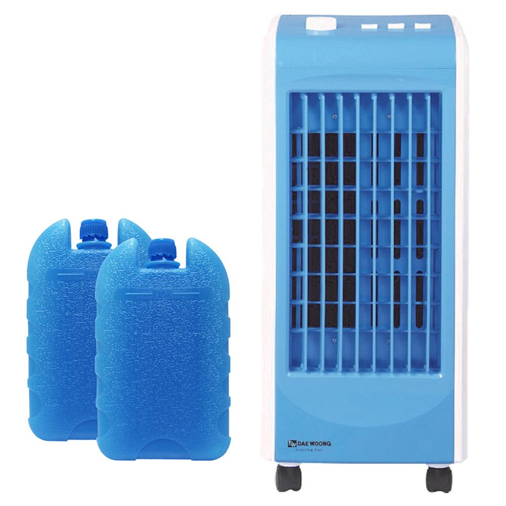 대웅모닝컴 UV살균 전기냉풍기, DWF-AN2085WS