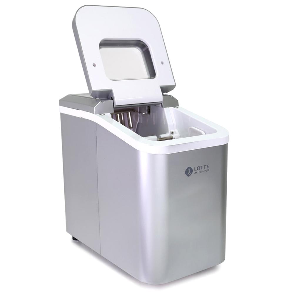 롯데알미늄 제빙기, LIM-1024(실버)