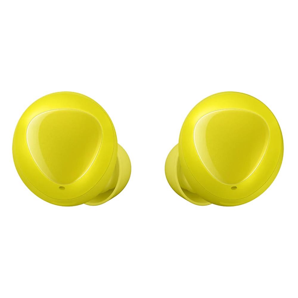 삼성전자 갤럭시버즈 블루투스 이어폰, SM-R170, 옐로우