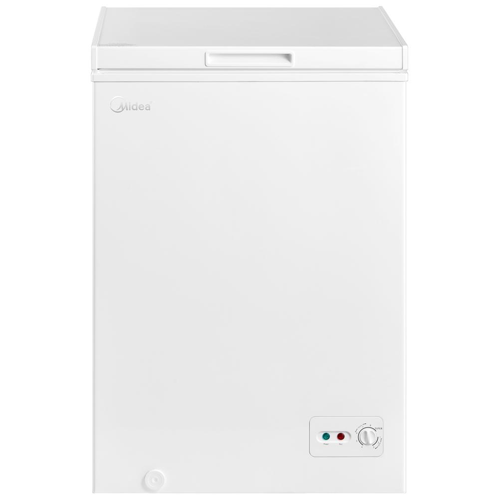 미디어 다목적 냉동고 MF-L101WG 100L 자가설치