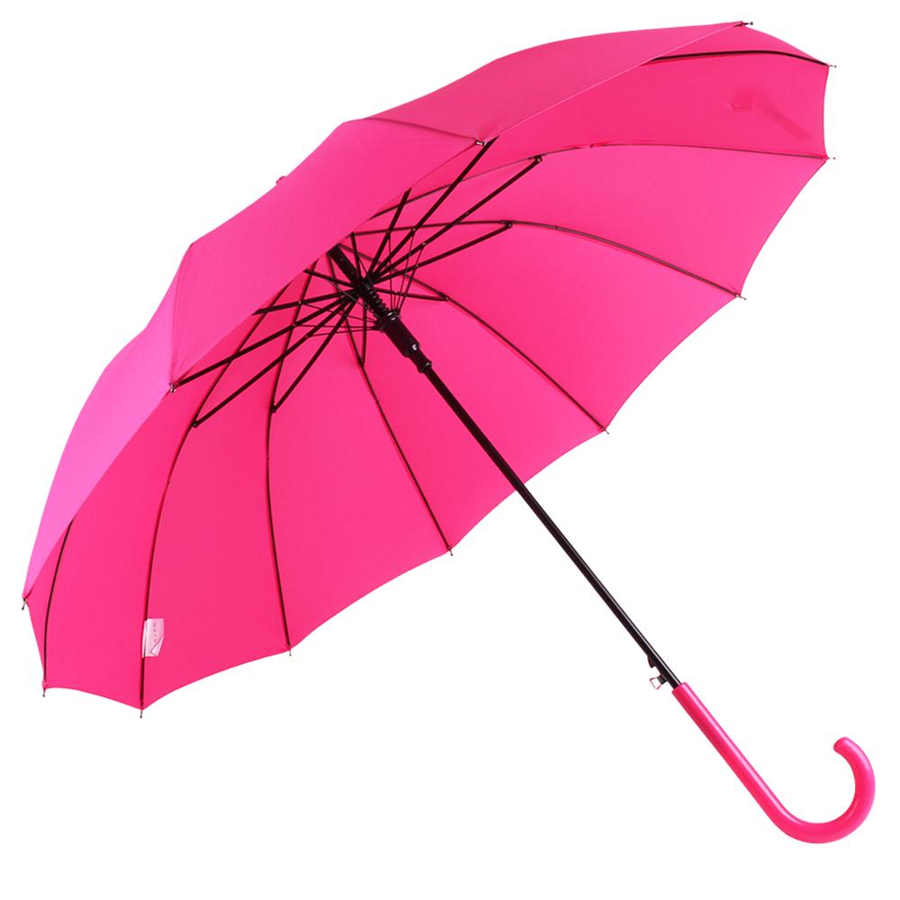 바니브라운 12K 베이직 솔리드 장우산