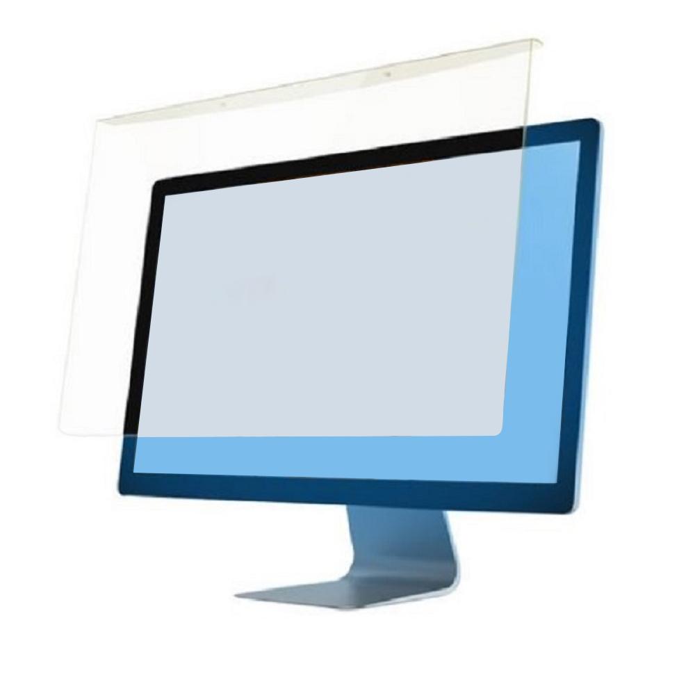 에스뷰 모니터용 블루라이트 차단 필터 거치형 730 x 435 mm SBFHC-32C, 단일 색상, 1세트