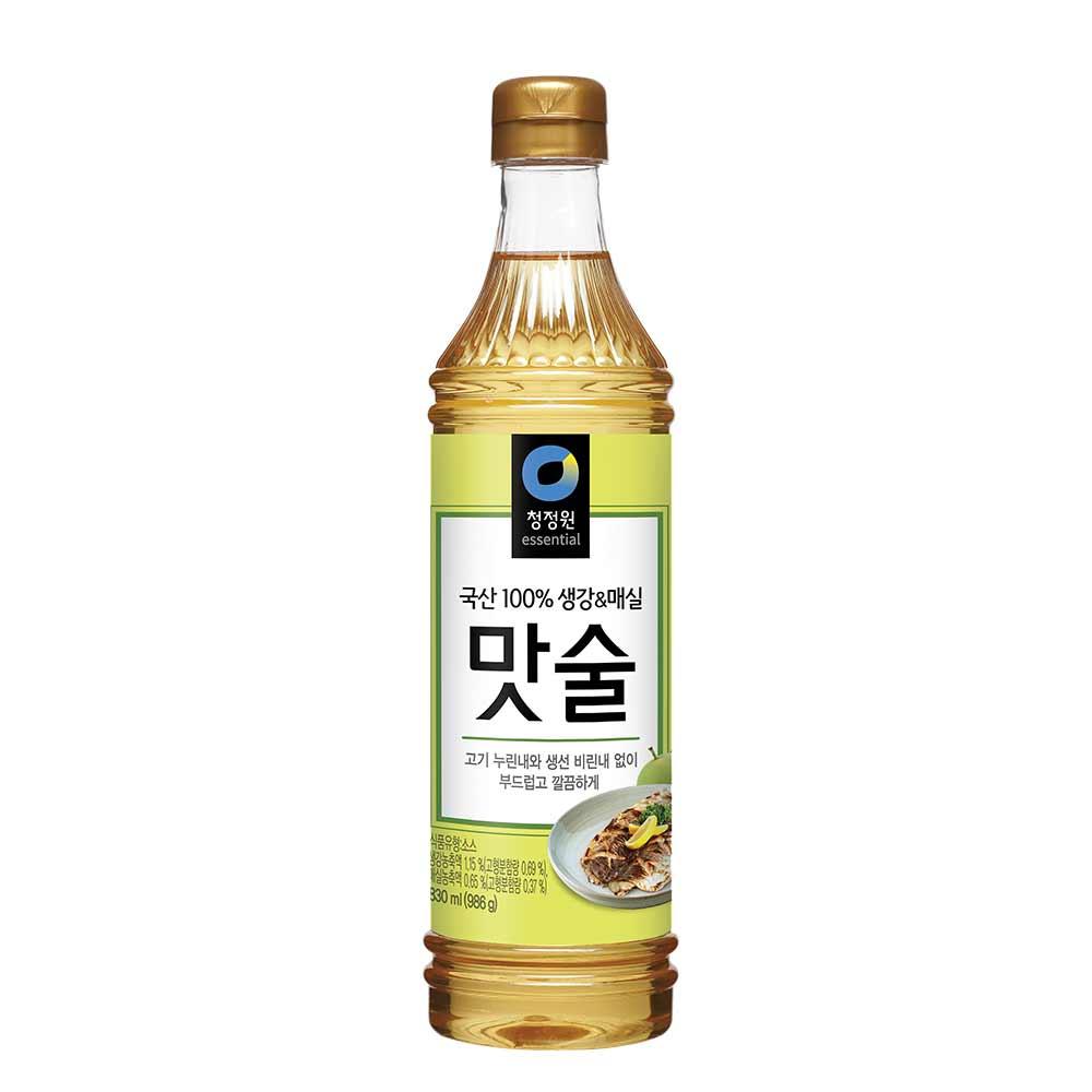 청정원 맛술, 830ml, 1개