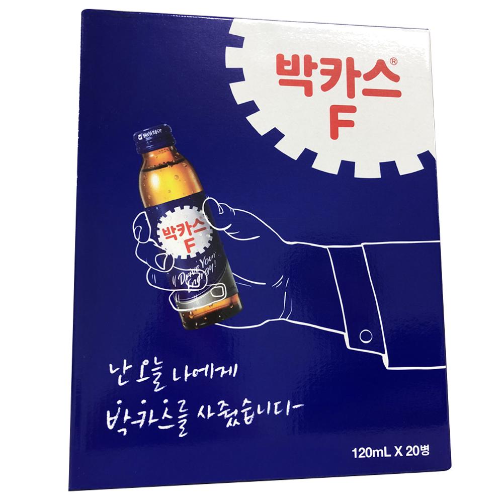 동아제약 박카스 F 건강음료, 120ml, 20개