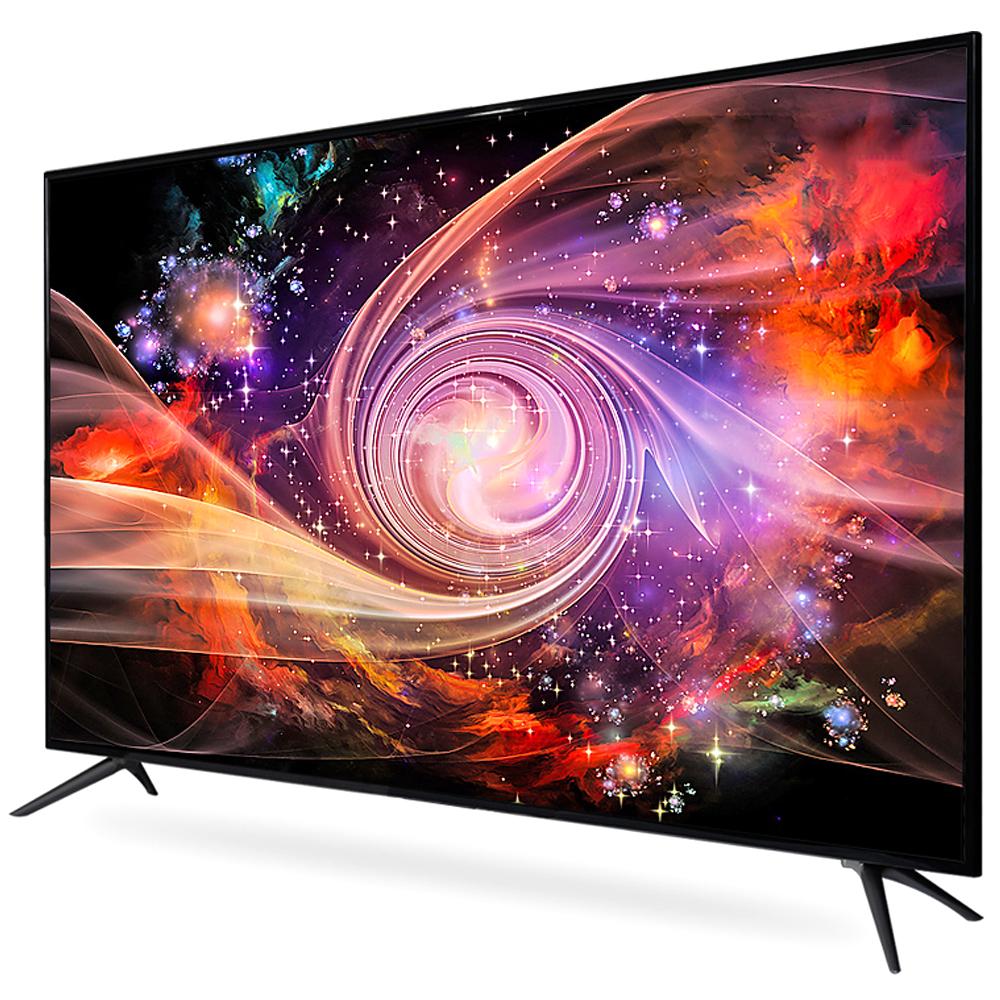 이엔티비 4K UHD (2160p) 138 cm 무결점 TV EN-SL550U, 스탠드형, 자가설치