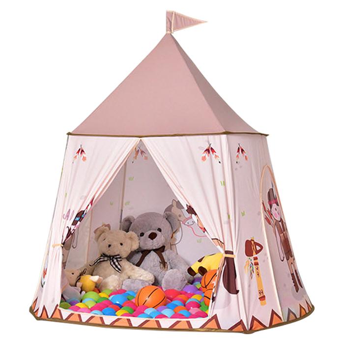 파파스토이 원형 텐트, 러블리 리틀인디언