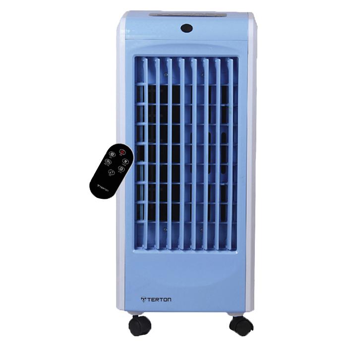 테르톤 이동식 리모컨 파워 냉풍기, TF-7084