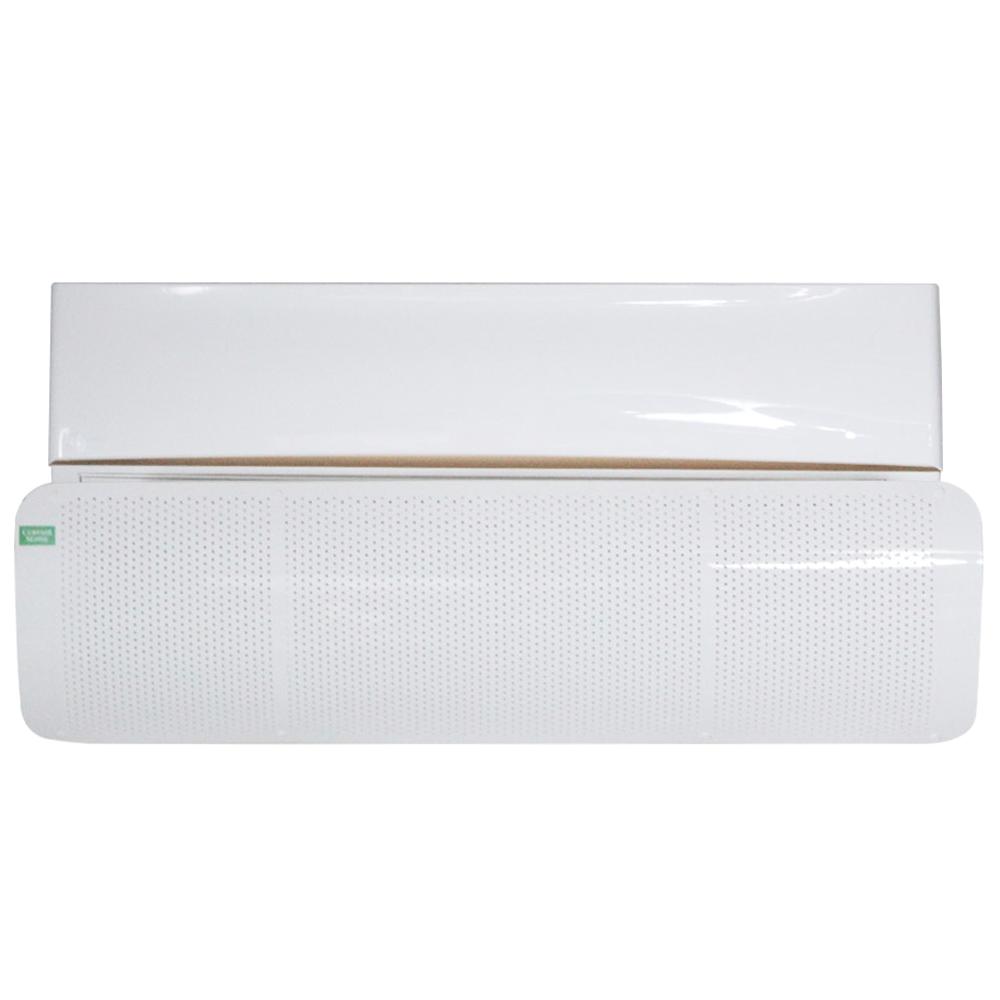 코네어센스 에어컨 바람막이 윈드바이저, 단일 상품(화이트)