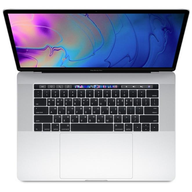 Apple 2019년 맥북 프로 터치바 15 9세대 MV932KH/A (i9-2.3GHz 8-core 16GB Mac OS SSD 512GB), 실버